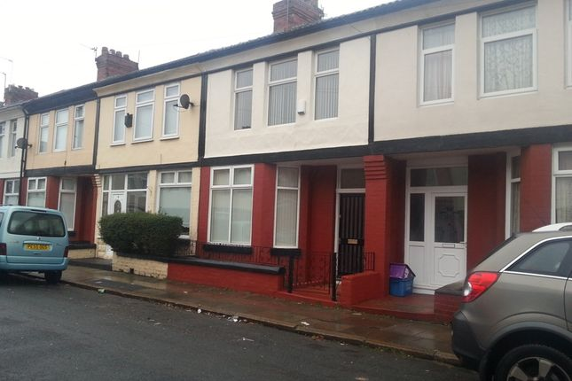 Yorkshire Terrace: Rent Property In Fazakerley