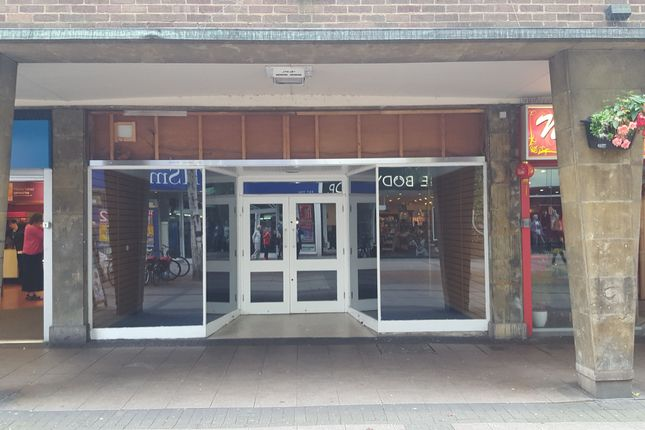 Thumbnail Retail premises to let in City Centre, Coventry