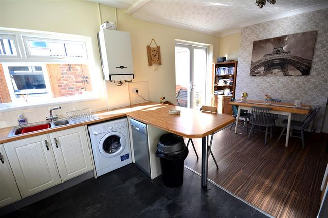 Thumbnail End terrace house for sale in Howlish View, Coundon, Bishop Auckland
