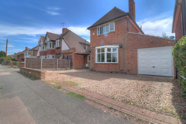 Front of Scraptoft Lane, Humberstone, Leicester LE5