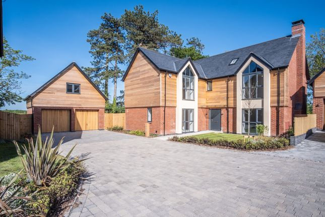 Thumbnail Detached house for sale in Lapworth, West Midlands