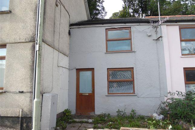 Terraced house for sale in High Street, Cymmer, Porth, Rhondda Cynon Taf