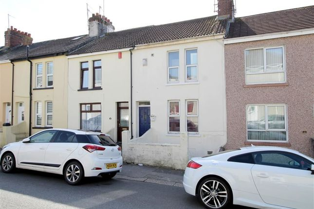 Thumbnail Flat for sale in York Road, Weston Mill, Plymouth