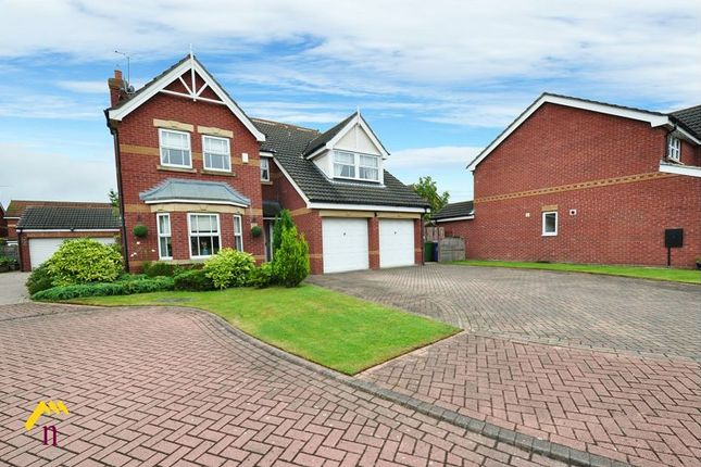 Thumbnail Detached house to rent in Carter Drive, Beverley