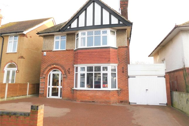 Thumbnail Detached house for sale in Highfield Avenue, Dovercourt, Essex