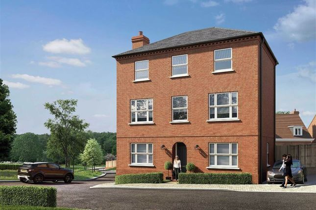 Thumbnail Detached house for sale in Trent Park, Hadley Wood, Hertfordshire