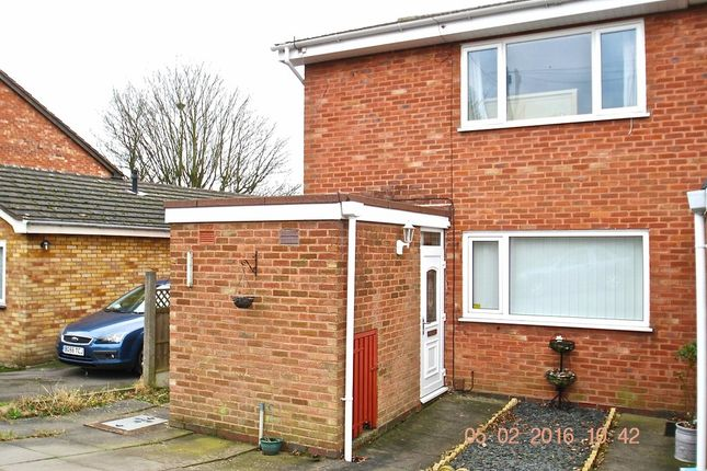 1 bed maisonette to rent in Hazel Avenue, Sutton Coldfield