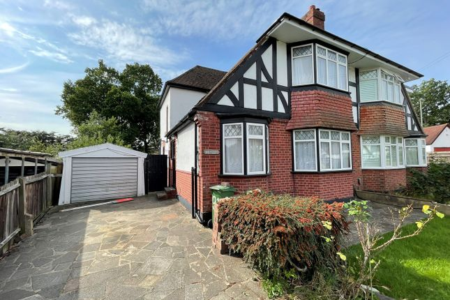 3 bed semi-detached house to rent in Nightingale Road, Petts Wood, Orpington BR5