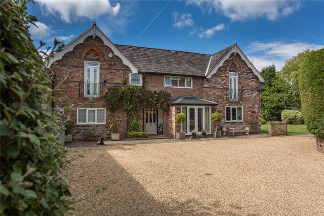 Thumbnail Detached house for sale in Burleyhurst Lane, Mobberley, Knutsford, Cheshire