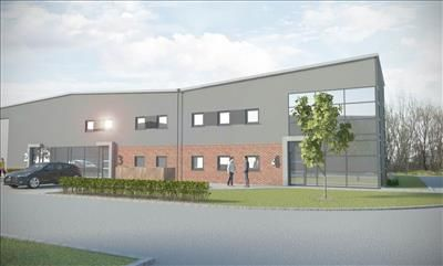 Thumbnail Business park to let in Unit 4 Hownsgill Industrial Park, Templeton, Consett