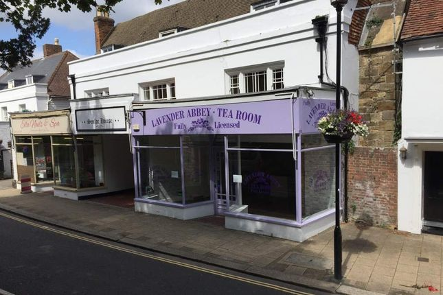 Thumbnail Retail premises to let in 91 High Street, Battle