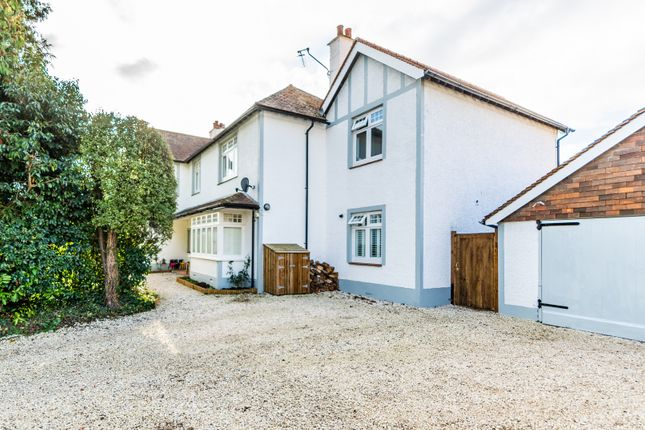 Thumbnail Detached house for sale in Dairy Lane, Walberton, Arundel