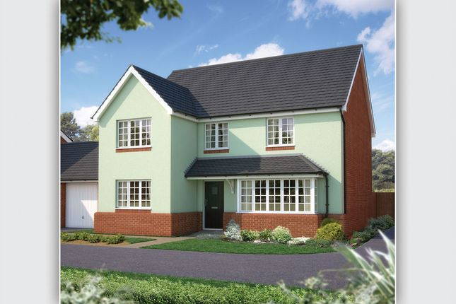 "Thumbnail Detached house for sale in ""The Chester"" at Pixie Walk, Ottery St. Mary"