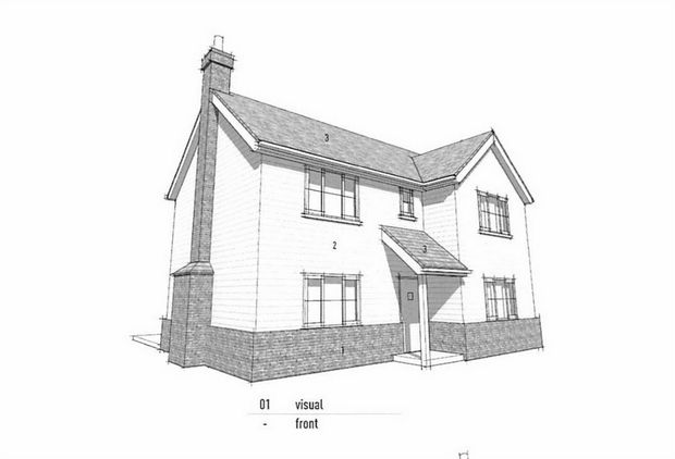 Thumbnail Land for sale in Halstead Road, Earls Colne, Colchester