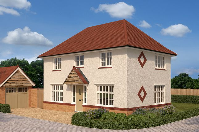 "3 bed detached house for sale in ""Amberley"" at ""Amberley"" At Sutton Road, Langley, Maidstone ME17"