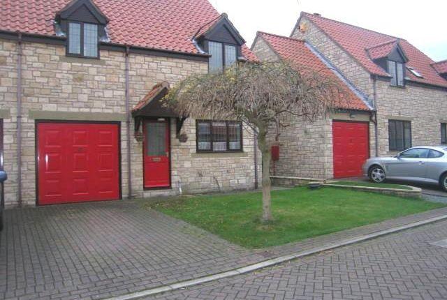 Thumbnail Semi-detached house to rent in Grange Farm Court, Woodsetts, Worksop