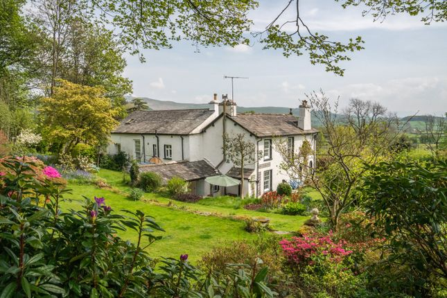 Thumbnail Detached house for sale in Field Close, Crook Road, Staveley, Kendal