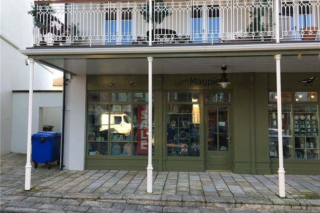 Thumbnail Retail premises for sale in Buttermarket, Poundbury, Dorchester
