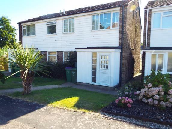 3 bed semi-detached house for sale in Fremantle Road, Sandgate, Folkestone, Kent
