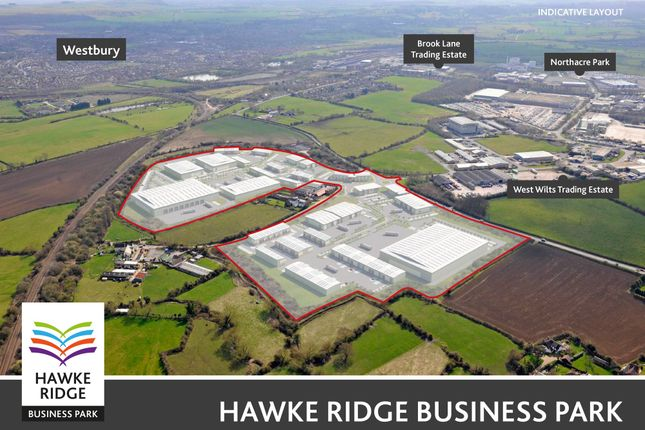 Industrial to let in Hawke Ridge Business Park, Westbury