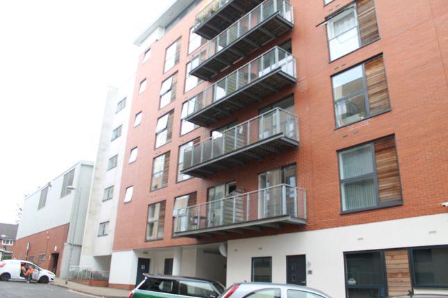 Thumbnail Flat for sale in Sherborne Street, Birmingham