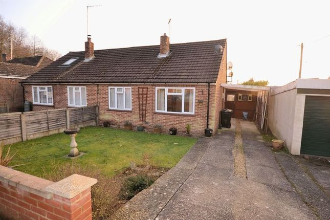 2 bed semi-detached bungalow for sale in Bournewood, Hamstreet, Ashford