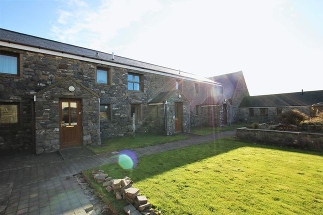 Thumbnail Cottage to rent in 4 Strandhall Farm, Shore Road, Rushen