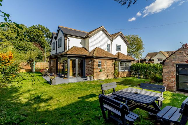 Thumbnail Detached house for sale in High Trees, Back Lane, Stock, Ingatestone