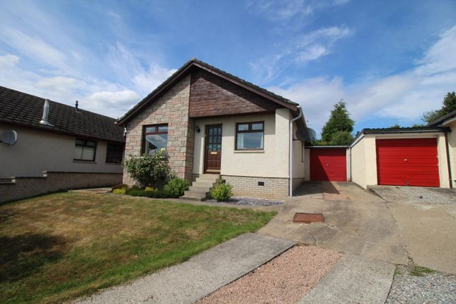 Thumbnail Detached bungalow for sale in Kintail Place, Dingwall