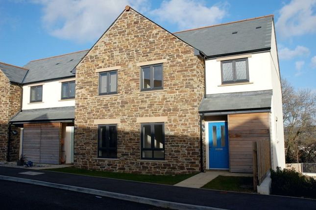 Thumbnail Town house to rent in Gilbury Hill, Lostwithiel