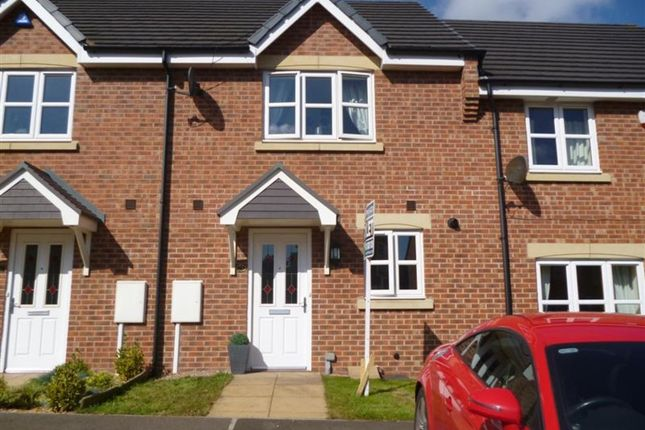Thumbnail Town house to rent in Bessemer Drive, Mansfield