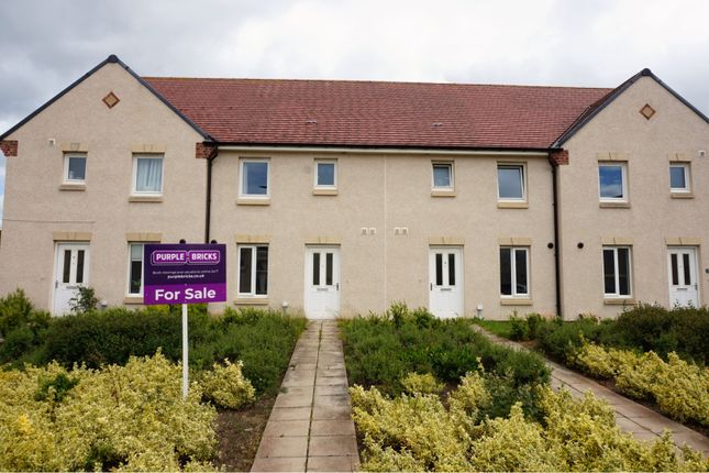 Thumbnail Terraced house for sale in Wester Kippielaw Medway, Dalkeith