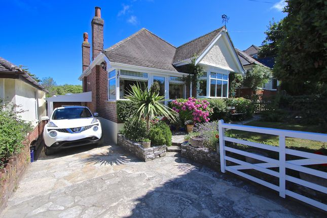 Thumbnail Detached house for sale in Osmay Road, Swanage
