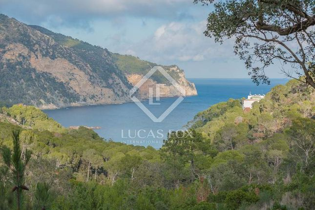 Thumbnail Land for sale in Spain, Costa Brava, Aiguablava, Cbr4959
