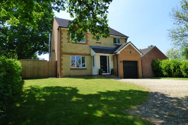 Detached house for sale in Oakwood Gardens, Coalpit Heath, Bristol