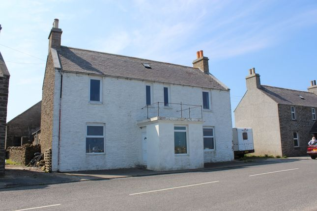 Thumbnail Detached house for sale in Stronsay, Orkney