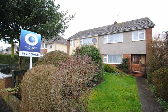 3 bed semi-detached house for sale in Grange Avenue, Little Stoke, Bristol