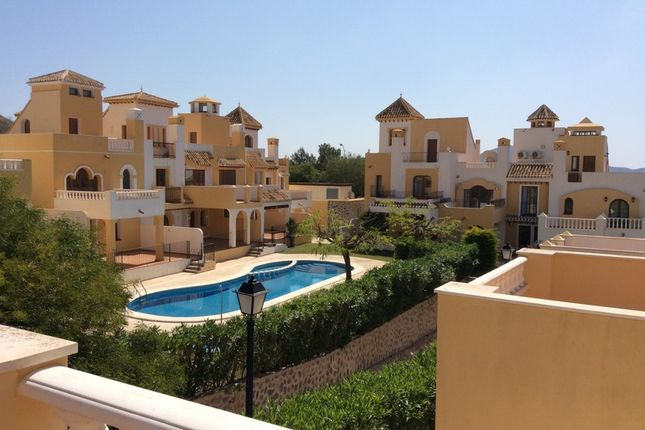 Thumbnail Apartment for sale in La Manga Club- Las Atalayas Townhouses, La Manga Club, Murcia, Spain