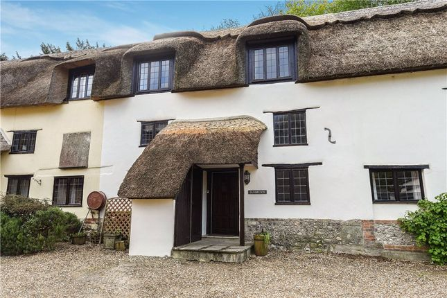 Thumbnail Terraced house for sale in The Maltings, Milton Abbas, Blandford Forum