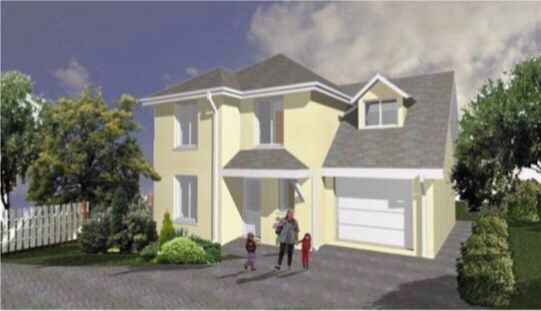 Thumbnail Link-detached house for sale in Alltiago Road, Pontarddulais, Swansea
