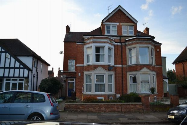 Thumbnail Flat for sale in The Drive, Phippsville, Northampton