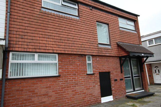 Thumbnail End terrace house for sale in Waldron, Skelmersdale, Lancashire