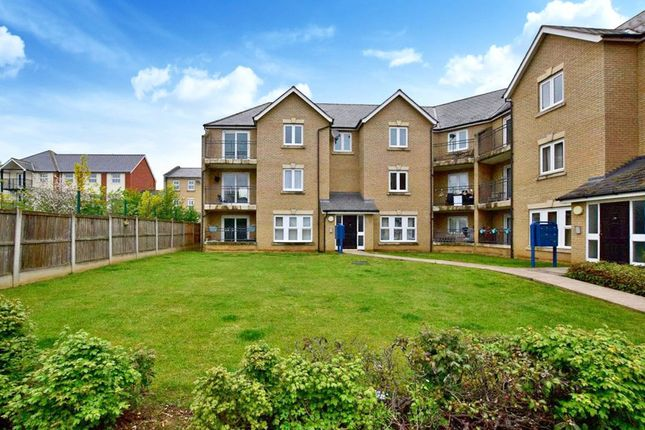 Thumbnail Flat for sale in Hawkes Road, Witham, Essex