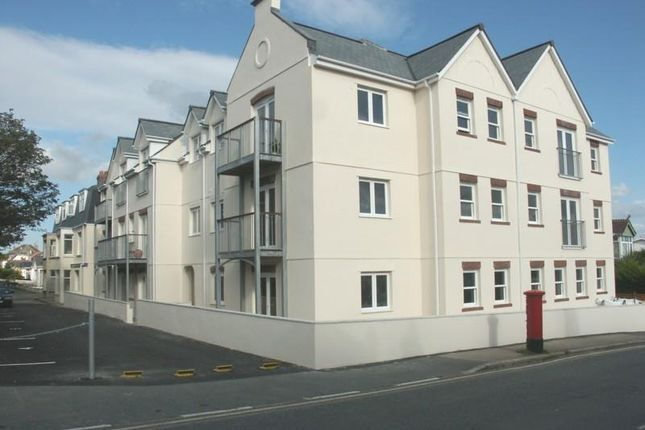 Thumbnail Flat to rent in Edgcumbe Avenue, Newquay