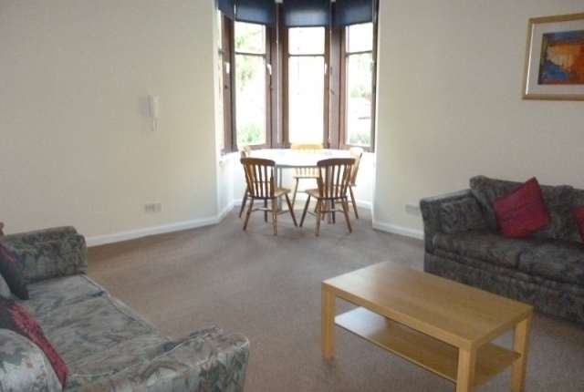 Thumbnail Flat to rent in Wilton Street, North Kelvinside, Glasgow, 6rd