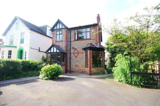 Thumbnail Detached house for sale in Glebelands Road, Sale