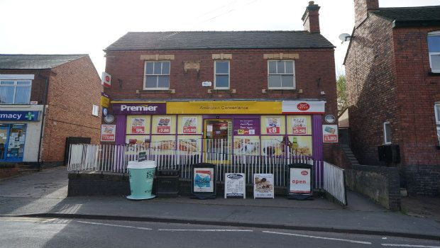Thumbnail Commercial property for sale in Tamworth Road, Amington, Tamworth