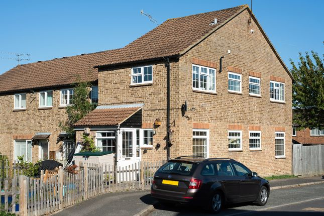 Thumbnail End terrace house for sale in Sycamore Drive, East Grinstead