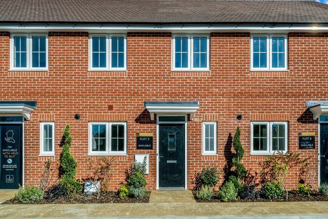 Thumbnail Terraced house for sale in Main Street, Grendon Underwood, Aylesbury