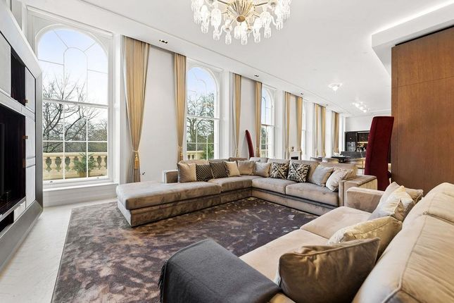 Thumbnail Flat for sale in The Turner, The Park Crescent, Marylebone, London